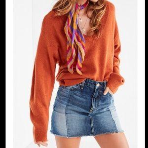 Urban Outfitters Caroline Cozy Dolman Sweater